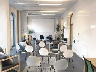 Leipzig workshop spaces Espace de Coworking Basislager Coworking: Olymp image 5