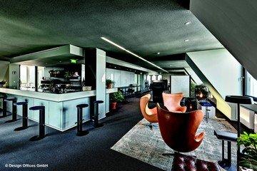 Cologne Schulungsräume Salle de réunion Design Offices Köln Dominium - Rooftop Lounge image 0