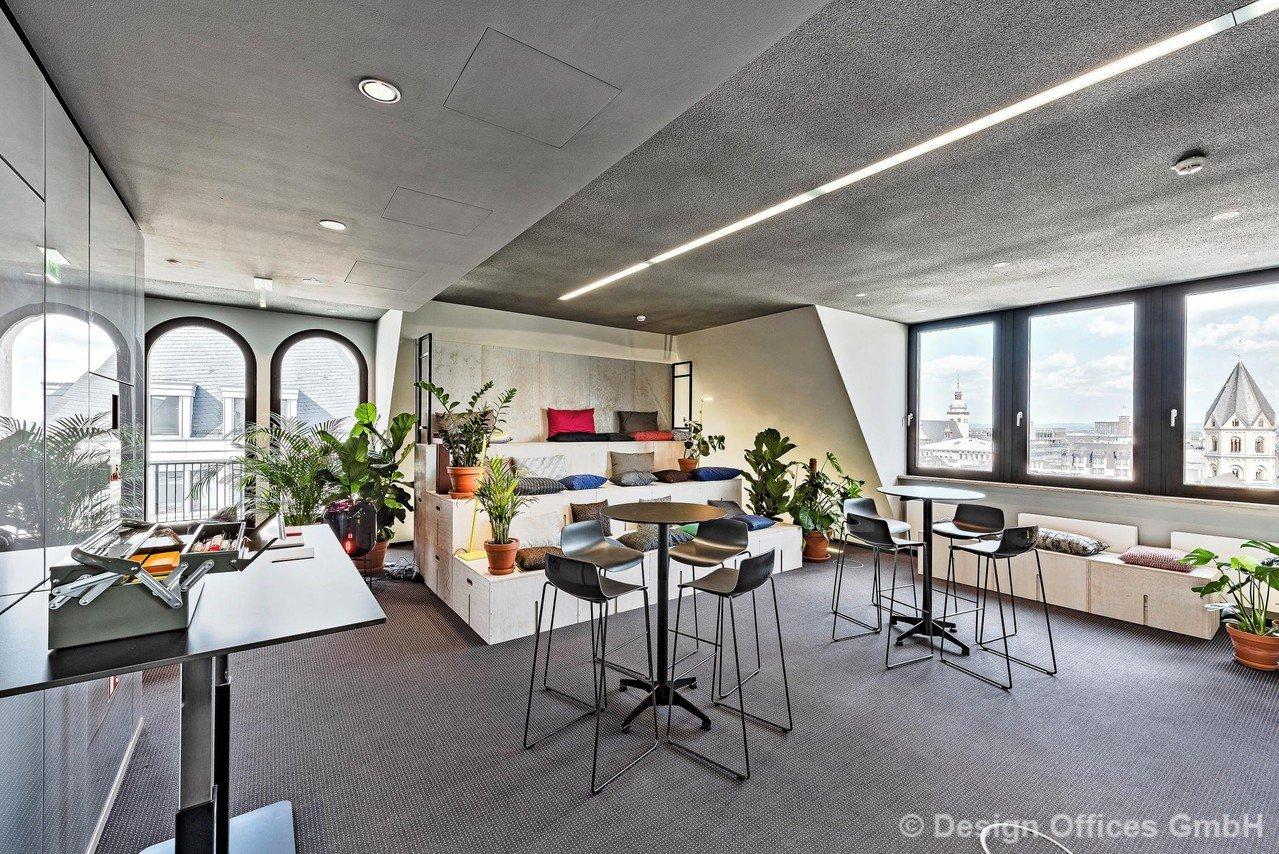 Cologne Schulungsräume Salle de réunion Design Offices Köln Dominium - Work Lab image 0