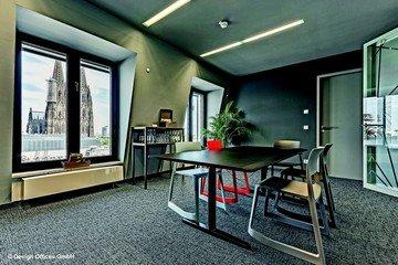 Köln Schulungsräume Meetingraum Design Offices Köln Dominium - Meet and Move Room 1.I image 0
