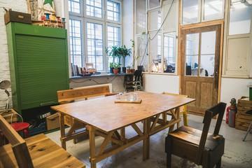 Berlin Tagungsräume Industrial space Werkstatt für alles | Rental for group events image 11