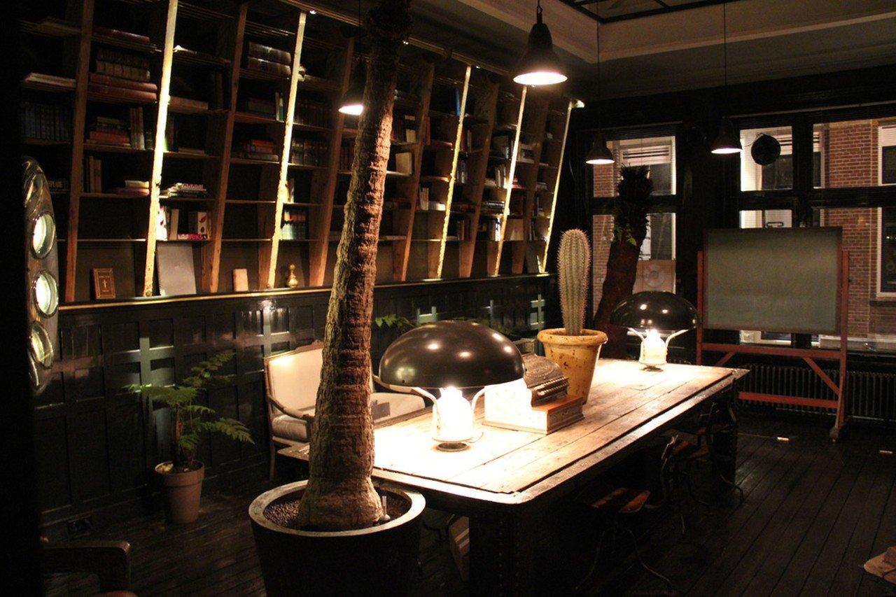 Amsterdam workshop spaces Partyraum Mayor Manor - Nico Mayer Room image 10