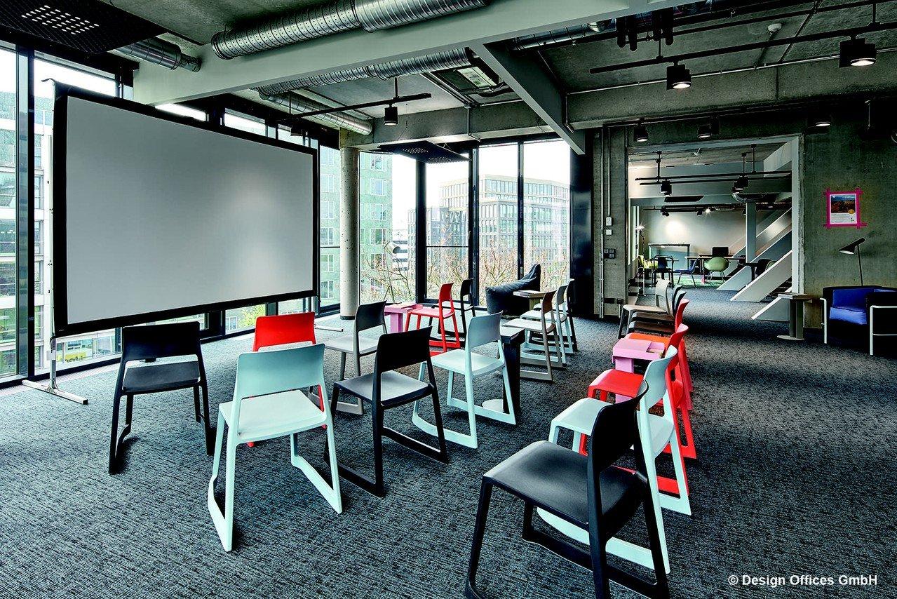 Hamburg  Salle de réunion Design Offices Hamburg Görttwiete - Meet and Move Room I + II image 0