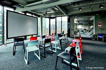 Hamburg  Salle de réunion Design Offices Hamburg Görttwiete - Work Lab image 0