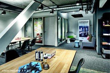 Hamburg  Salle de réunion Design Offices Hamburg Görttwiete - Work Lab image 1