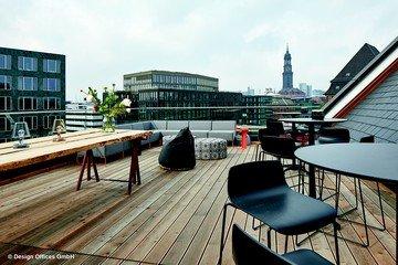 Hamburg  Terrasse Design Offices Hamburg Görttwiete - Terrasse image 0