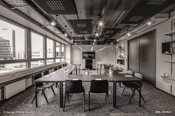 Nuremberg  Salle de réunion Design Offices Erlangen Koldestraße - Training Room I + II + III image 0