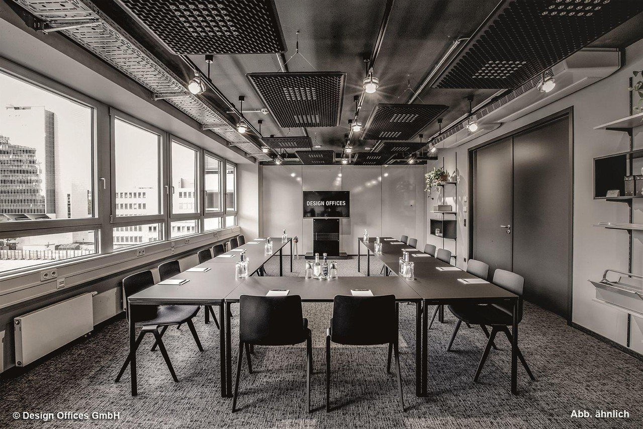 Nuremberg  Salle de réunion Design Offices Erlangen Koldestraße - Training Room III image 0