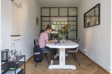 Amsterdam  Salle de réunion Diane Baunbag image 18
