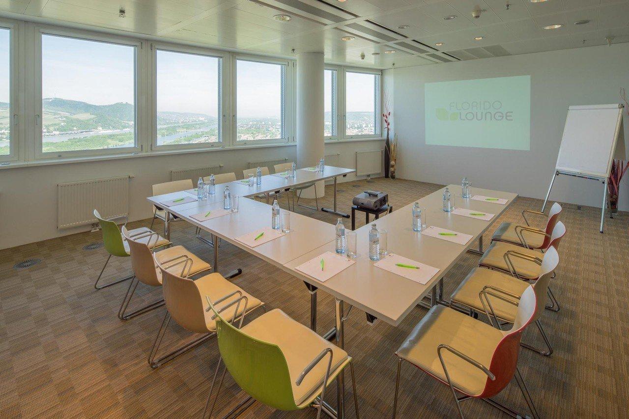 Vienna  Salle de réunion Circle Lounge image 0