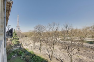 Paris corporate event venues Lieu historique Apartment Eiffel Tower image 0