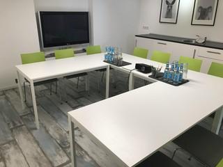 Düsseldorf Tagungsräume Meeting room Moderner Meeting und Schulungsraum image 12