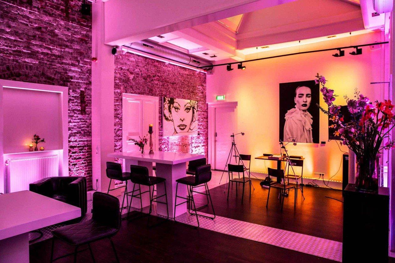 Amsterdam  Salle de réunion De Studio image 0