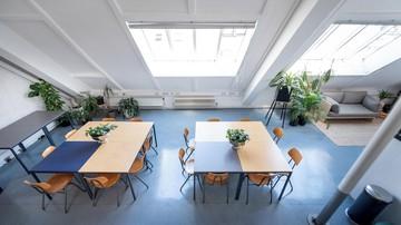 Berlin workshop spaces Coworking space betahaus Kreuzberg - Loft image 6