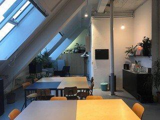 Berlin workshop spaces Espace de Coworking betahaus Kreuzberg - Loft image 5