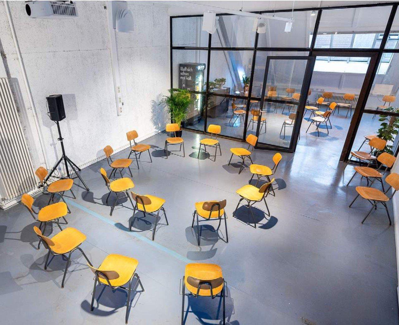 Berlin corporate event venues Espace de Coworking betahaus Kreuzberg - Loft image 0