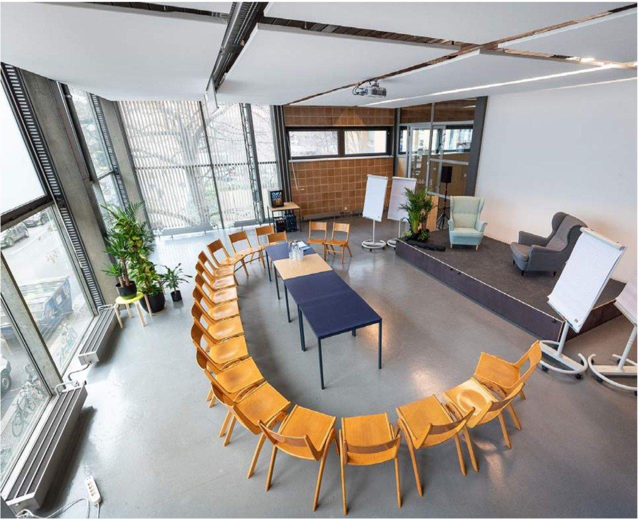 Berlin workshop spaces Espace de Coworking betahaus Kreuzberg - Innospace image 0