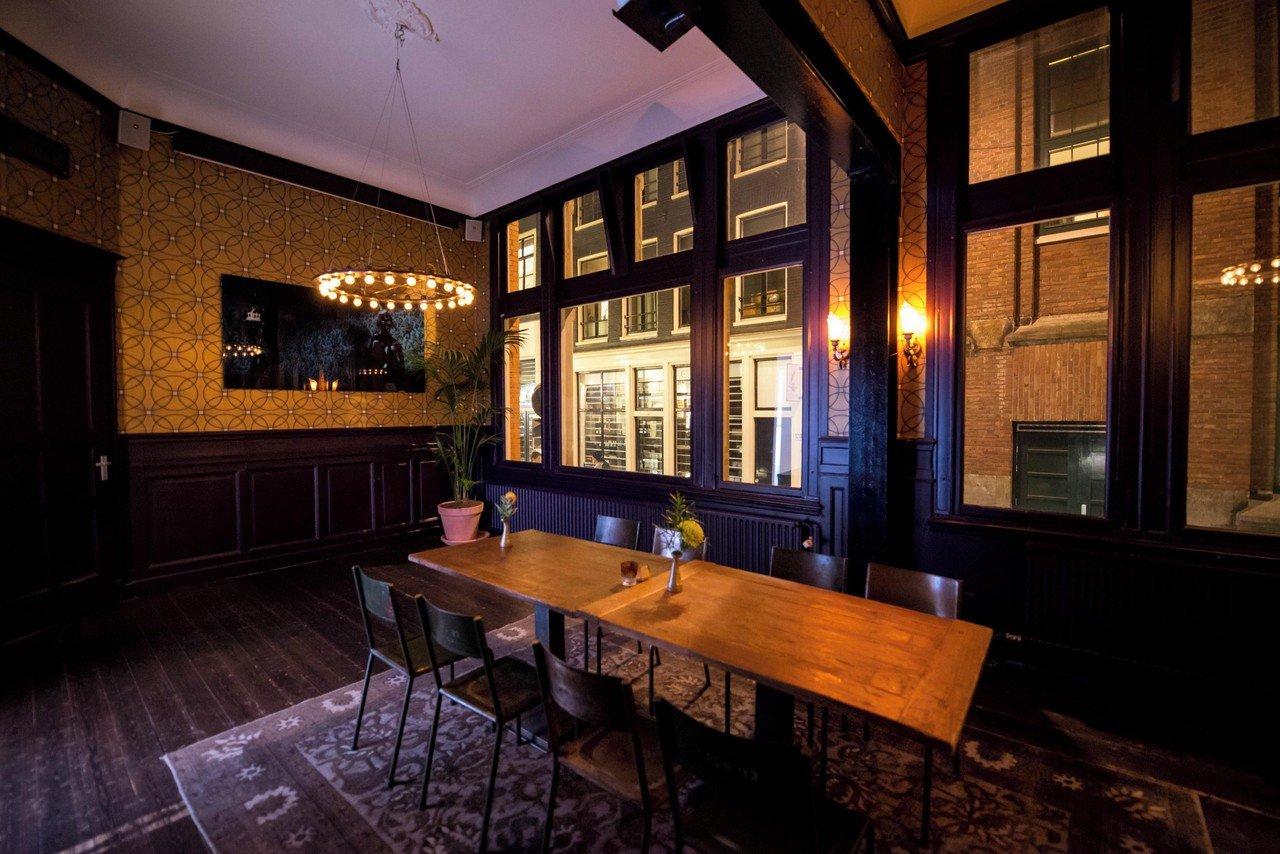 Amsterdam  Historic venue TOBACCO - Het Bankgeheim image 5