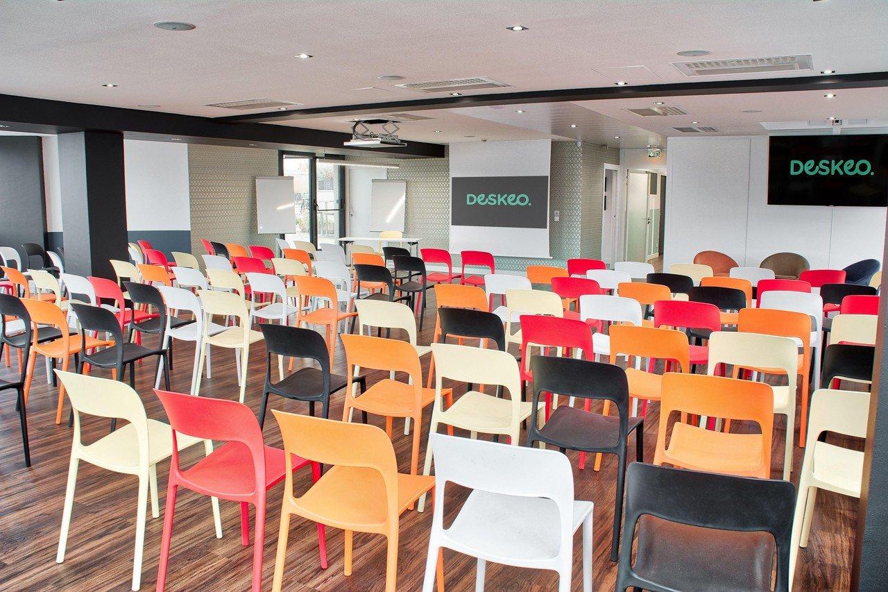Paris  Salle de réunion DESKEO CHAMPERRET image 5
