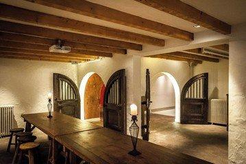 Amsterdam  Salle de réunion TOBACCO - De wijnkelders image 3