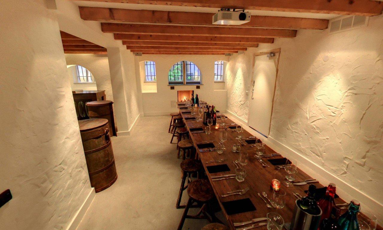 Amsterdam  Salle de réunion TOBACCO - De wijnkelders image 0