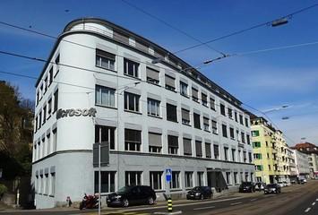 Zurich Tagungsräume Coworking space Office LAB Wollishofen - Cube image 3