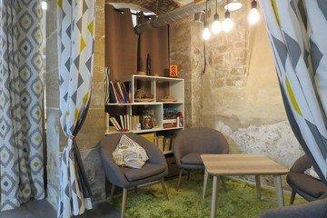 Paris Espaces de travail Espace de Coworking Sous-sol entier image 0