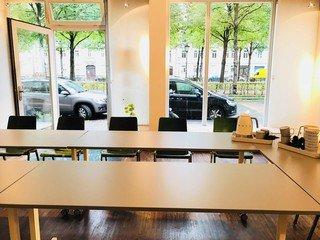 Munich  Salle de réunion IUNU Raum&Zeit image 3