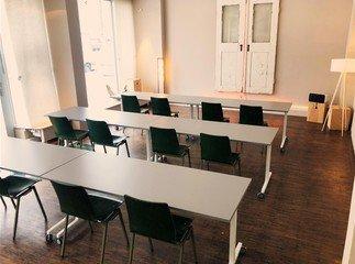 Munich  Salle de réunion IUNU Raum&Zeit image 5