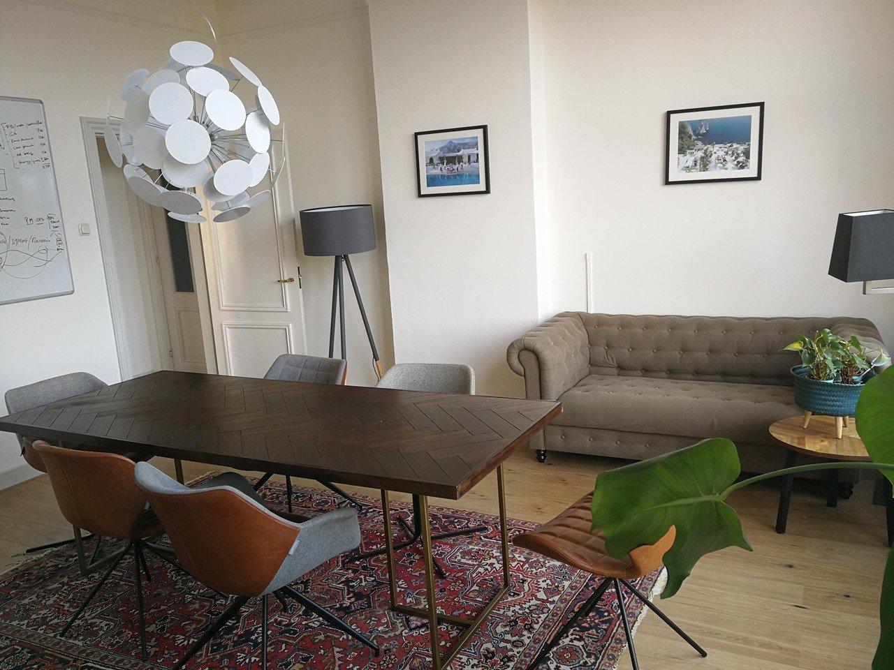 Amsterdam workshop spaces Boardroom Big Meeting Room image 0