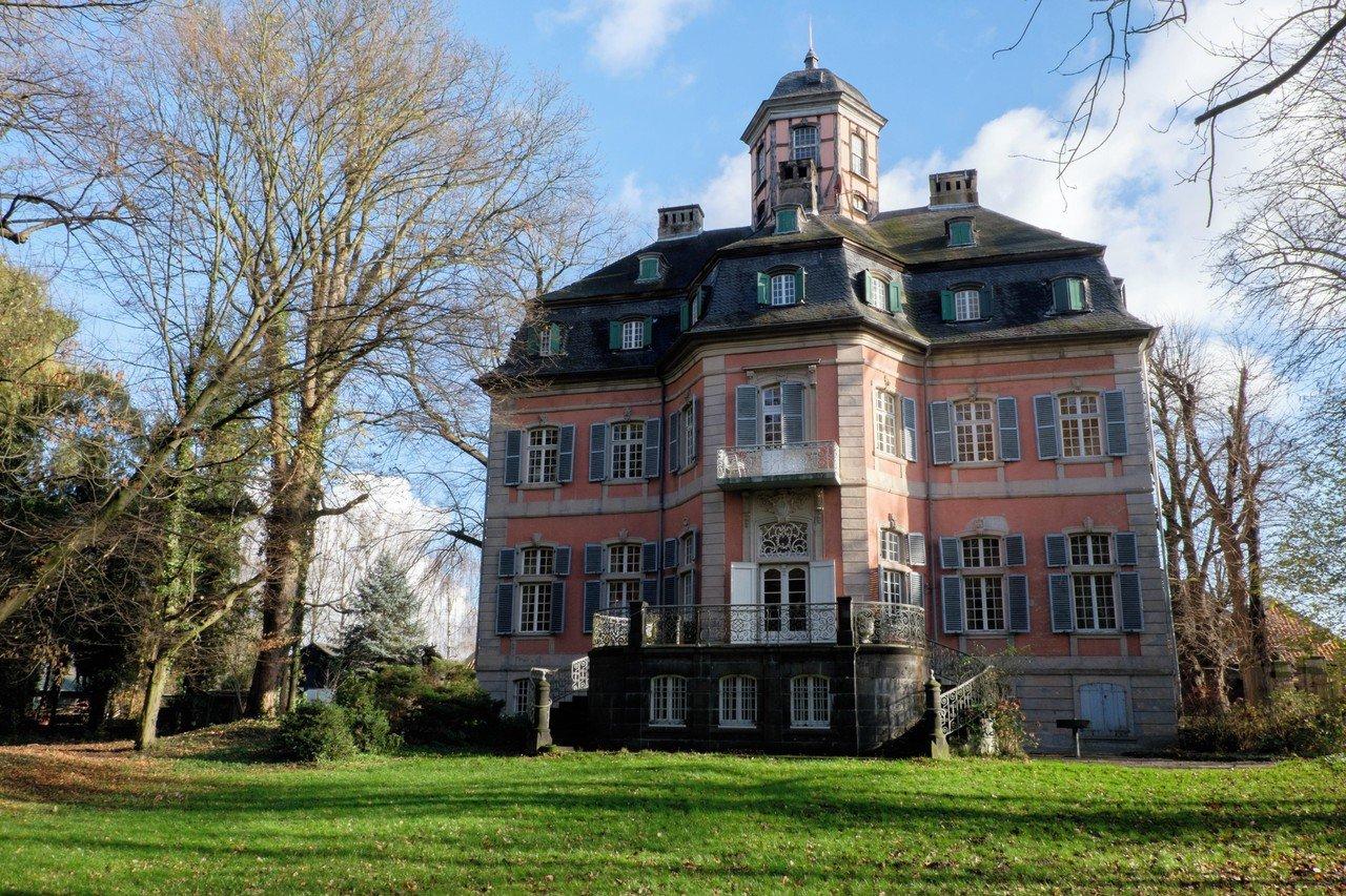 Cologne  Lieu historique Schloss Arff image 0