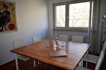 Francfort  Salle de réunion Meetingraum Frankfurt image 3