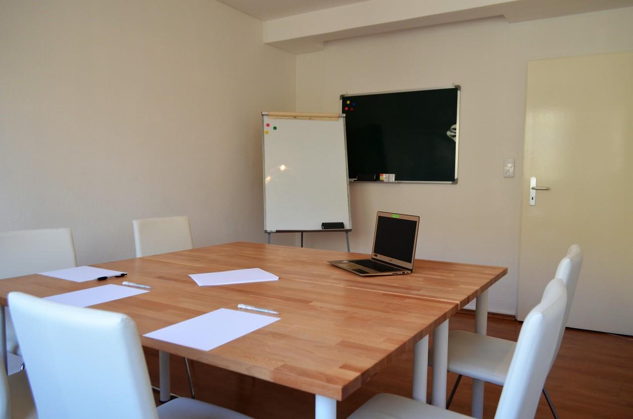 Francfort  Salle de réunion Meetingraum Frankfurt image 6