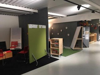 Stuttgart Tagungsräume Lieu industriel Erlebniswelt für agiles Arbeiten image 7