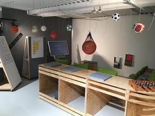 Stuttgart Eventräume Lieu industriel Erlebniswelt für agiles Arbeiten image 6