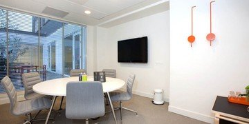 Amsterdam conference rooms Espace de Coworking Spaces Herengracht - Room 1 & 2 image 0