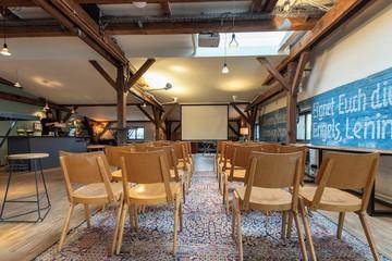 Berlin  Lieu Atypique Private Roof Club Spree, Club (5Floor) image 6