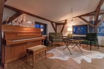 Berlin  Lieu Atypique Private Roof Club Spree, Club (5Floor) image 7