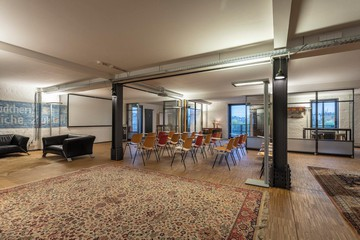 Berlin  Salle de réunion Private Roof Club Spree, 3Floor image 10