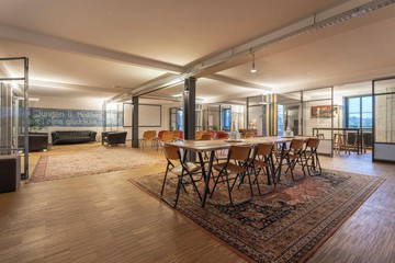Berlin  Salle de réunion Private Roof Club Spree, 3Floor image 12