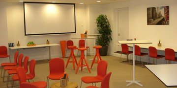 Amsterdam training rooms Espace de Coworking Spaces Herengracht - Room 4 image 1