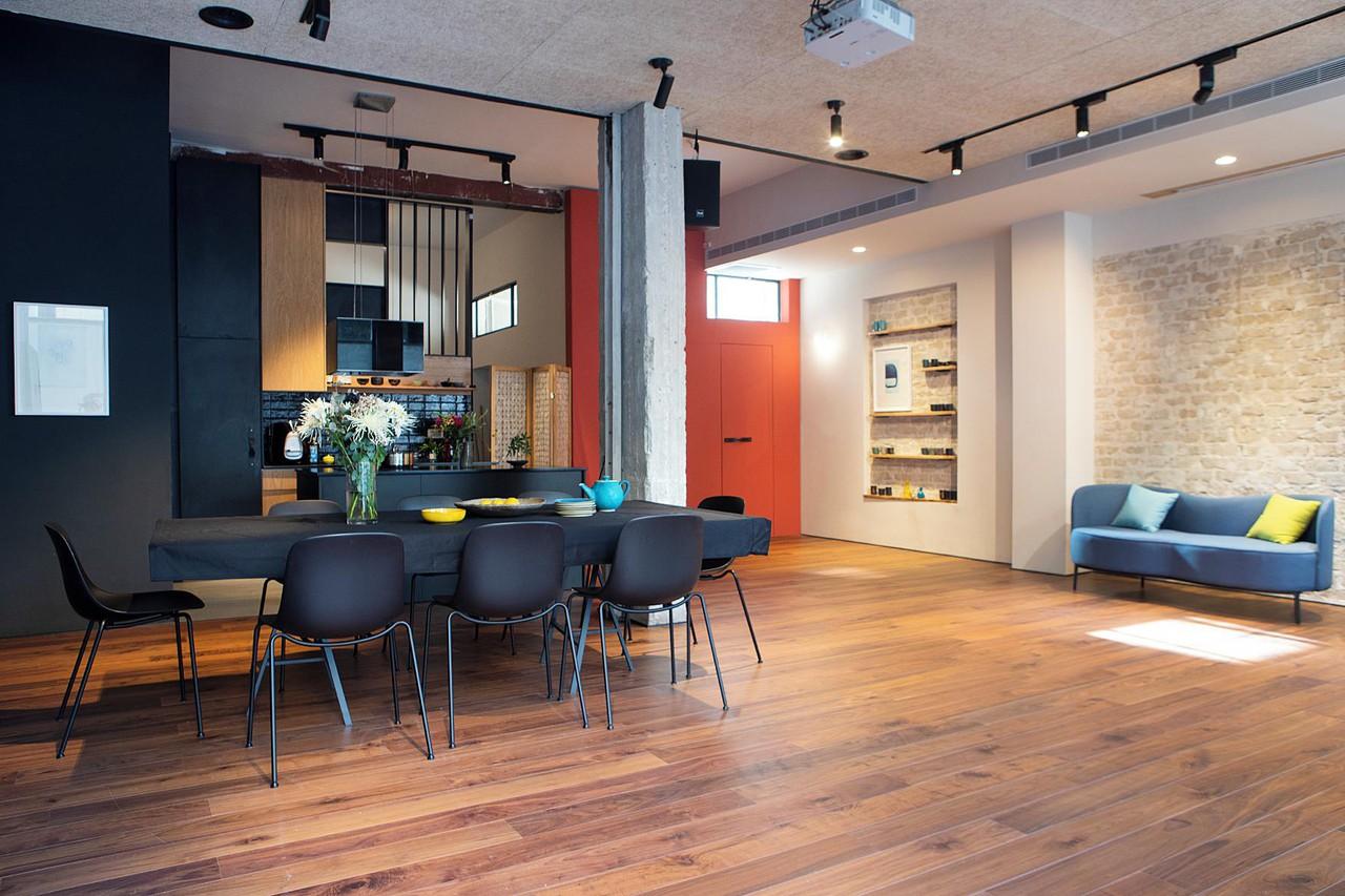 Tel Aviv  Lieu Atypique Orshina Culture Space TLV image 0
