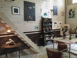 Berlin  Meeting room Atelierraum in schöner Bierbrauerei image 8