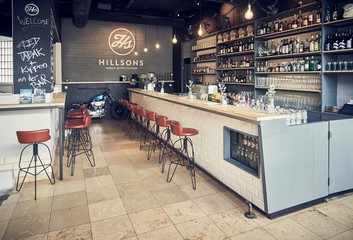 Stuttgart  Bar Hillsons Bar Cafe image 2