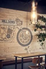 Stuttgart  Bar Hillsons Bar Cafe image 3