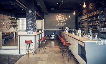Stuttgart  Bar Hillsons Bar Cafe image 5