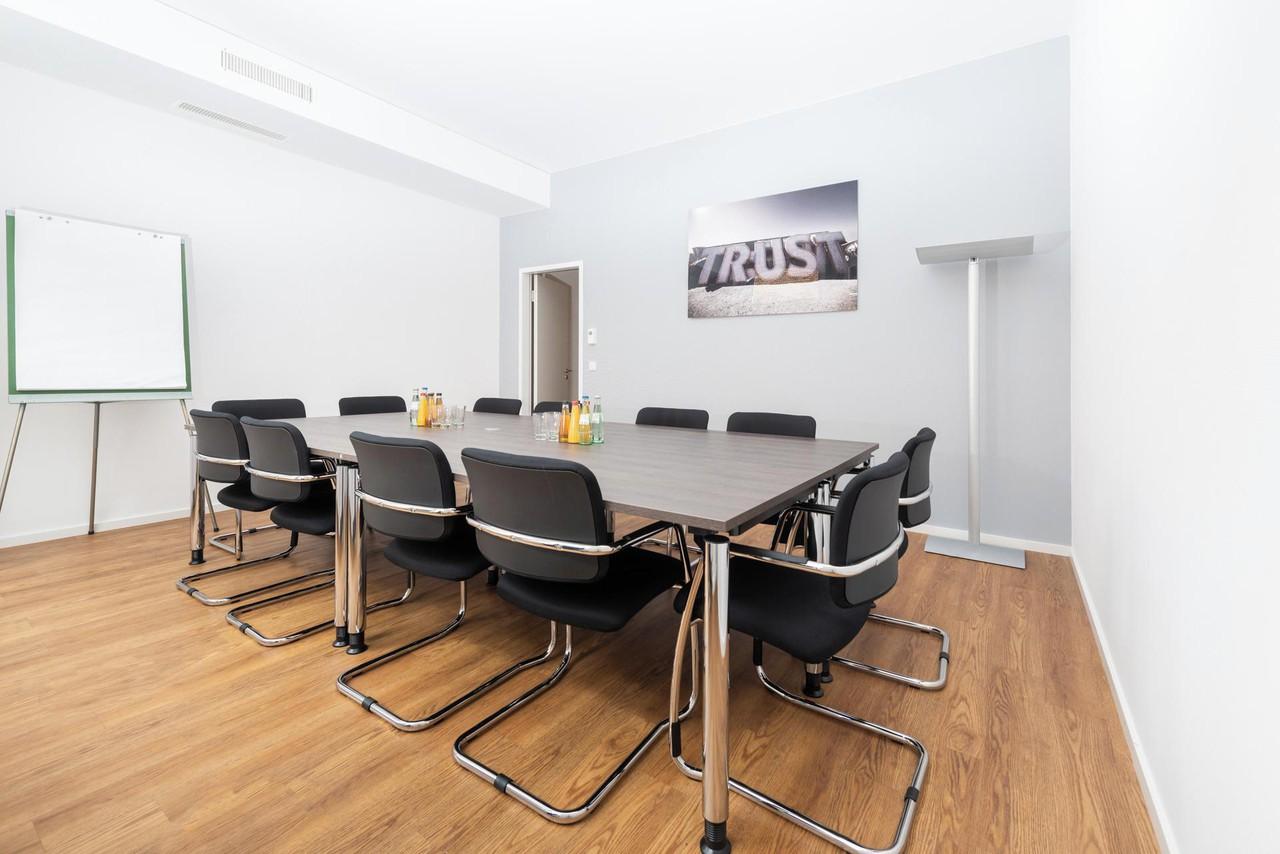 Francfort  Salle de réunion Office Lodges image 1