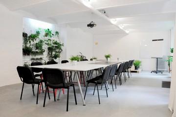 Berlin workshop spaces Industrial space Spacebase Muskauer Back Room image 9