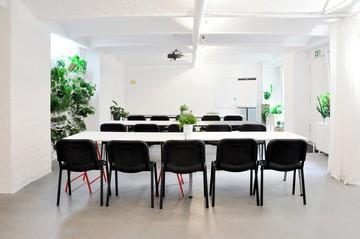 Berlin workshop spaces Industrial space Spacebase Muskauer Back Room image 11