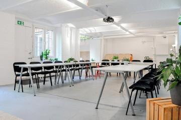 Berlin workshop spaces Industrial space Spacebase Muskauer Back Room image 19